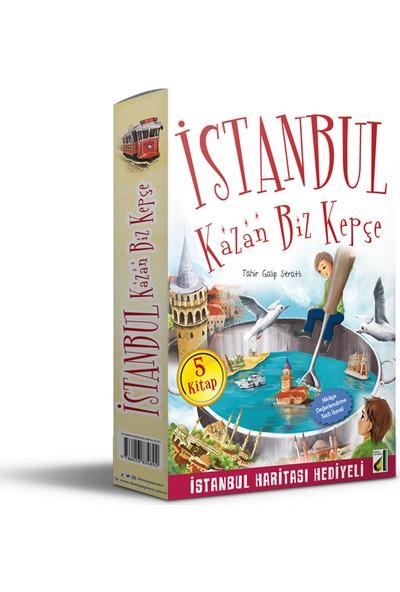 İstanbul Kazan Biz Kepçe (5 Kitap)-Tahir Galip Seraltı