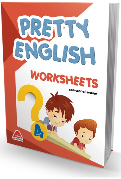 D-Publishing Pretty English Worksheets-4. Sınıf (Self-Control System)