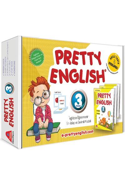 D-Publishing Pretty English Eğitim Seti-3. Sınıf