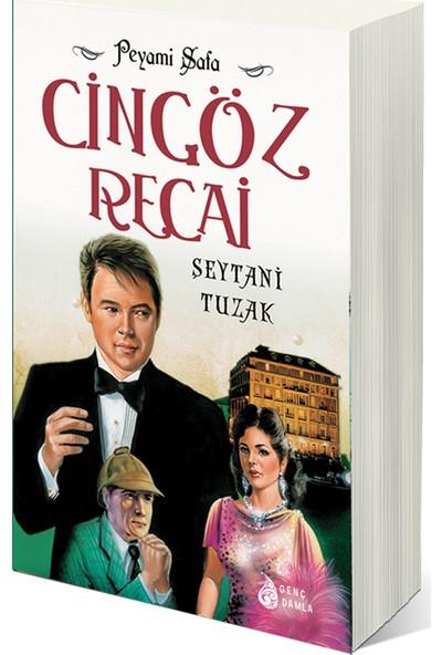 Cingöz Recai - Şeytani Tuzak - Peyami Safa