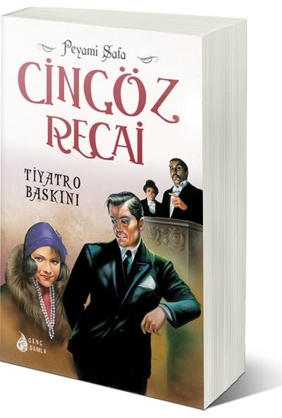 Cingöz Recai Tiyatro Baskını - Peyami Safa