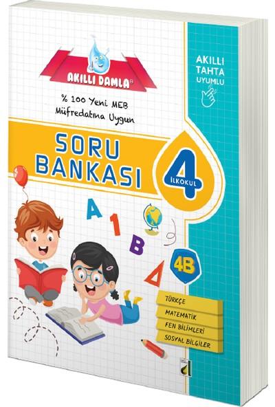Damla Yayınevitüm Dersler Soru Bankası 4. Sınıf 2018