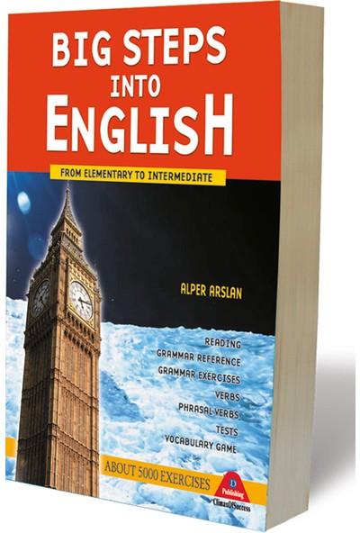 D-Publishing Big Steps İnto English