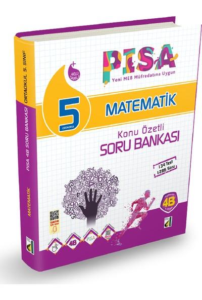Pisa 4B Matematik Soru Bankası-5. Sınıf