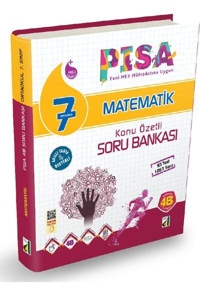 Akıllı Damla Pisa 4B Matematik Soru Bankası-7. Sınıf