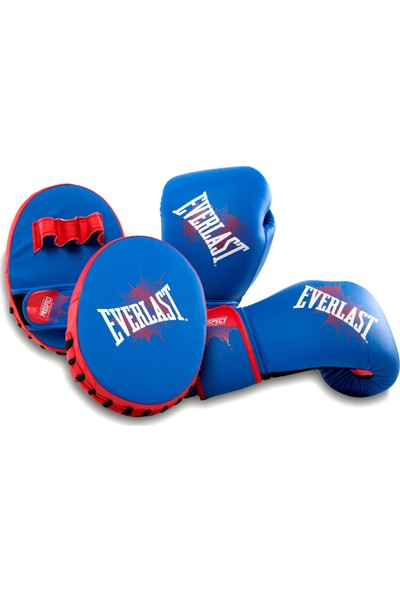 Everlast Prospect Mitt Kit (Glove Mitt )Eldiven Set