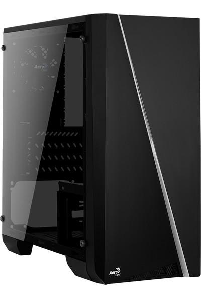 Aeerocool Cylon Mini Akrilik Panel USB 3.0 Micro ATX Bigisayar Kasası (AE-CYLN-MINI)