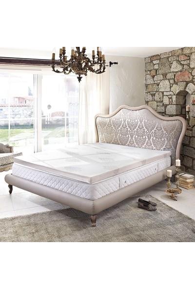 Yataş Bedding VISCO TOPPER Yatak Pedi (Çift Kişilik - 90x190x7 cm)