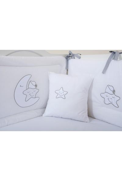 Maya Baby Little Star Uyku Seti 60 x 120 cm Beyaz