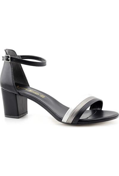 Miss Park Moda K184 Kadın Topuklu Ayakkabı