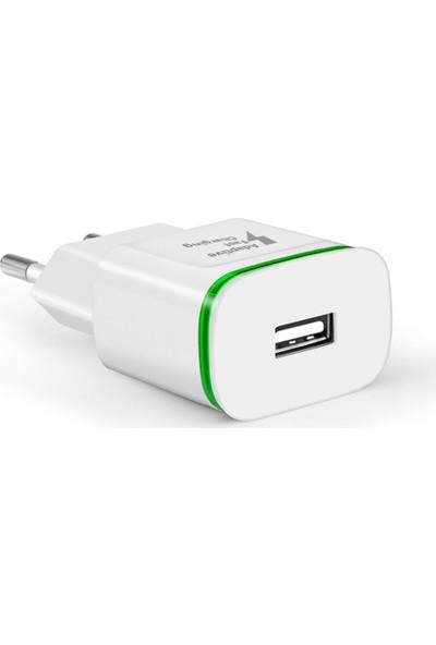 Makt 2.1 A Fast Charger Hızlı Priz Şarj Aleti Cihazı