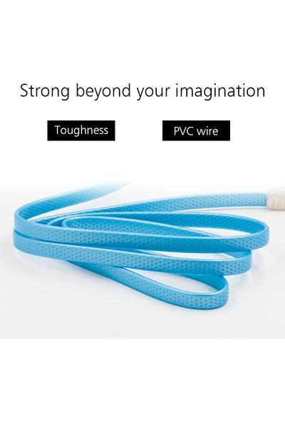 Makt iPhone Cable 2.1 A Hızlı Şarj Ve Data Kablo 1 mt Mavi
