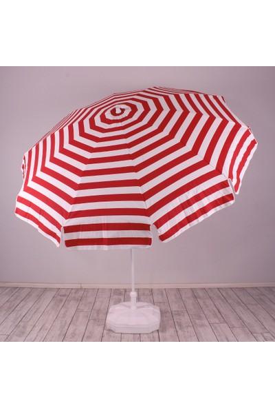 Guclu Bahçe Şemsiyesi 250 Cm Telli