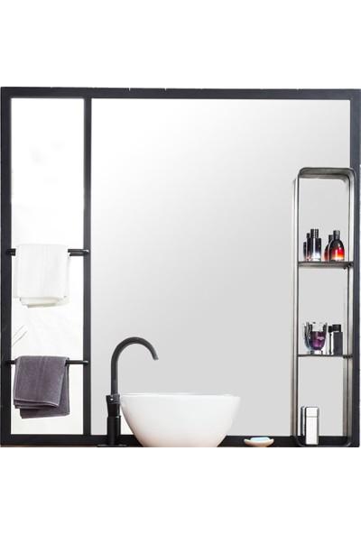 Monywood Banyo Tezgahı Aynası Çerçevesi