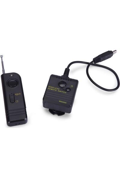Dbk Nikon D70S, D80 İiçin Kablosuz Kumanda