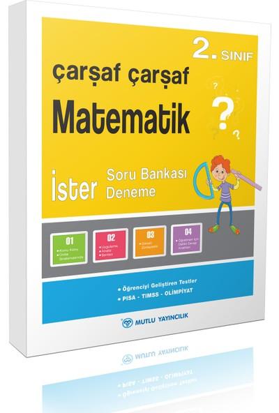 Mutlu Yayınları Çarşaf Çarşaf Matematik 2.Sınıf