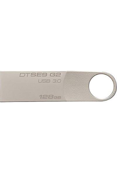 Kıngston 128Gb Metal Kasa Usb 3.0 Flash Disk Dtse9G2/128
