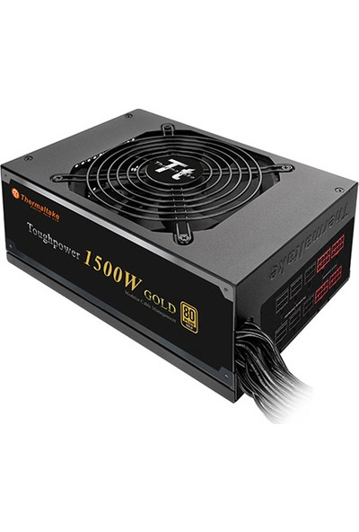 Thermaltake Toughpower 1500W 80+ Gold  Full Modüler PSU (PS-TPD-1500MPCGEU-1)