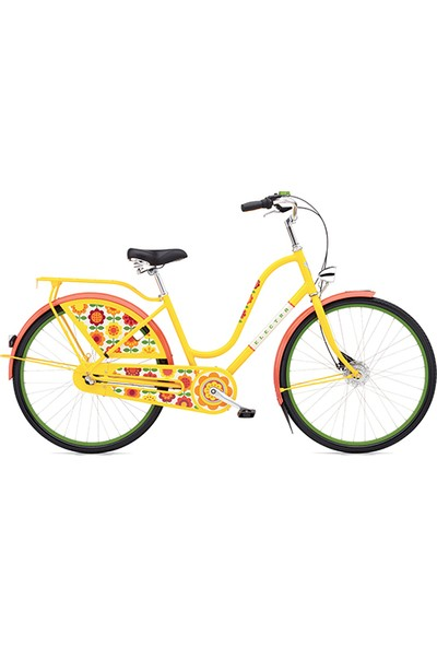 Amsterdam Forget 3İ Sarı Bisiklet