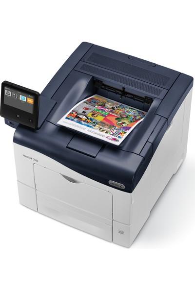 Xerox VersaLink C400_DN A4 Renkli Ağ Airprint Yazıcı