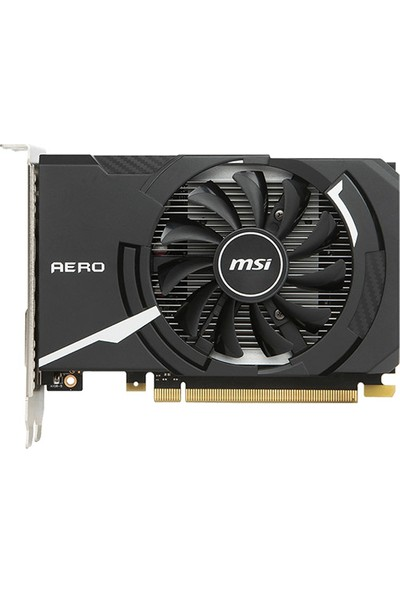 MSI NVIDIA GeForce GT 1030 AERO ITX 2GB GDDR5 Ekran Kartı GT 1030 AERO ITX 2G OC