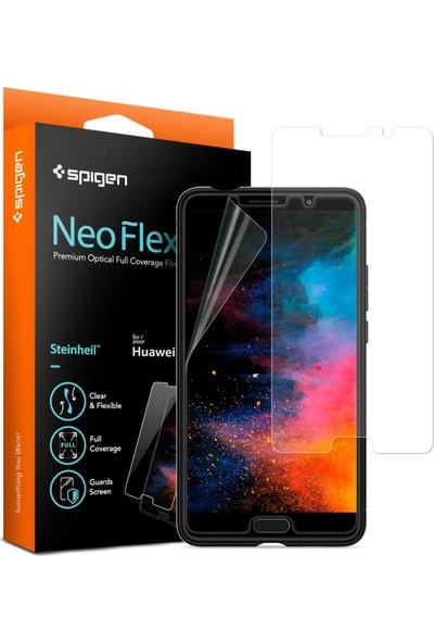 Spigen Huawei Mate 10 Ekran Koruyucu Film Neo Flex HD (2 Adet) - L18FL22667