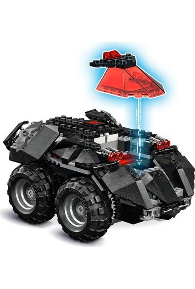 LEGO DC Comics Super Heroes 76112 Uygulama Uzaktan Kumandalı Batmobil