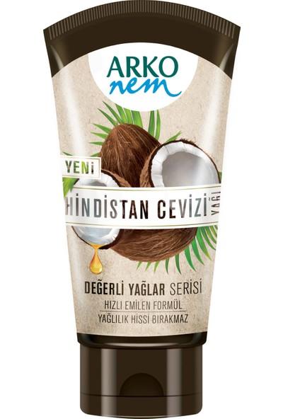 Arko Nem Değerli Yağlar Hindistan Cevizi Yağlı Krem 60 ml
