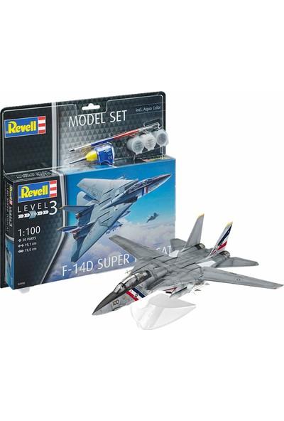 Revell Model Set F-14D Tomcat - 63950