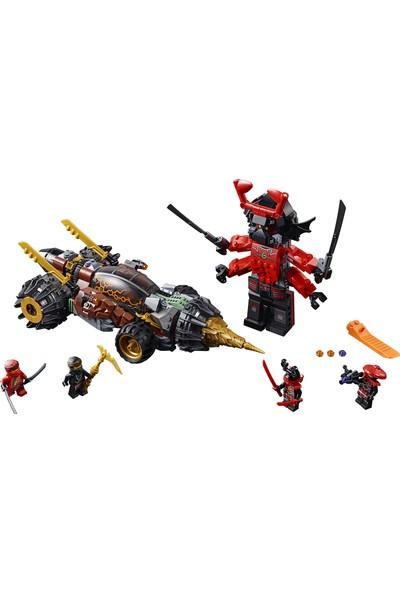 LEGO Ninjago 70669 Cole'un Toprak Delicisi