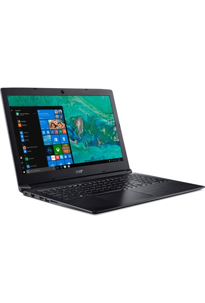 "Acer Aspire A315-53 Intel Core i5 7200U 8GB 1TB MX130 Windows 10 Home 15.6"" Taşınabilir Bilgisayar NX.H18EY.007"