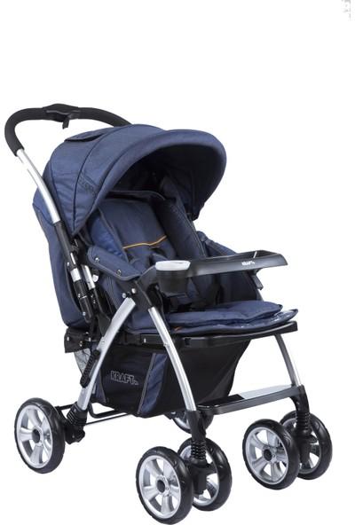 Kraft Evo Plus Bebek Arabası - Jean