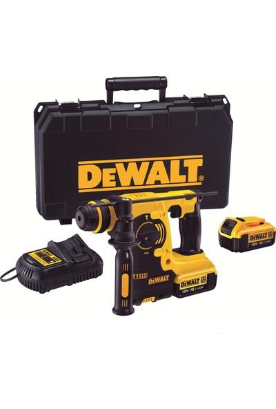 Dewalt DCH253M2-QW XR Serisi Şarjlı Sds-Plus Kırıcı/Delici Pnömatik Matkap