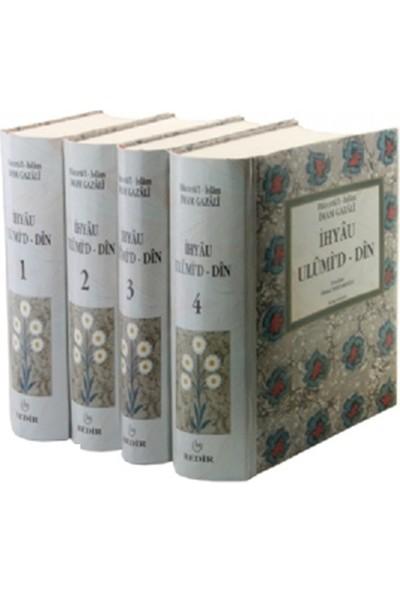 İhyau Ulumi'ddin Tercümesi (4 cilt-takım-sıvama)