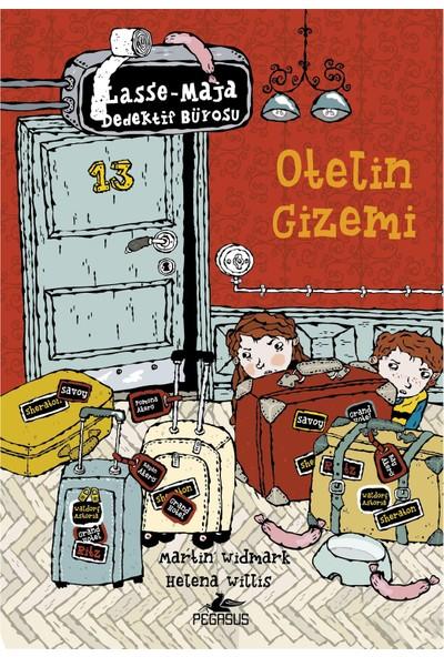 Otelin Gizemi (Lasse-Maja Dedektif Bürosu)-Helena Willis