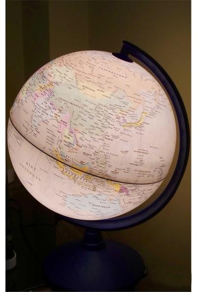 Gürbüz Işıklı Antik Küre 30 Cm 44301