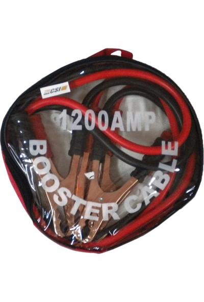 AutoCsi 1200 Amper Akü Takviye Kablosu 20206