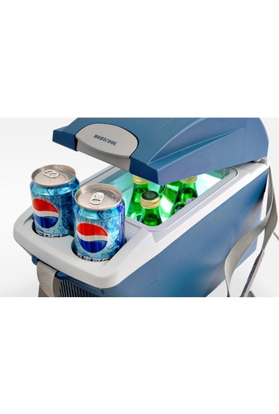 Mobicool T08 12Volt DC 8 Litre Sıcak/Soğuk Oto Buzdolabı