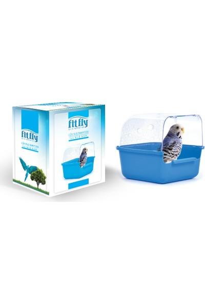Fit Fly Lüx Kuş Banyosu 12 x 16 x 14 cm
