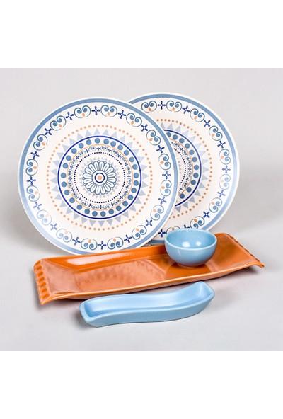 Keramika Etna Kahvaltı Takımı 15 Parça 4 Kişilik 18322