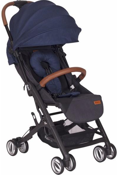 Kraft Flex Bebek Arabası - Lacivert