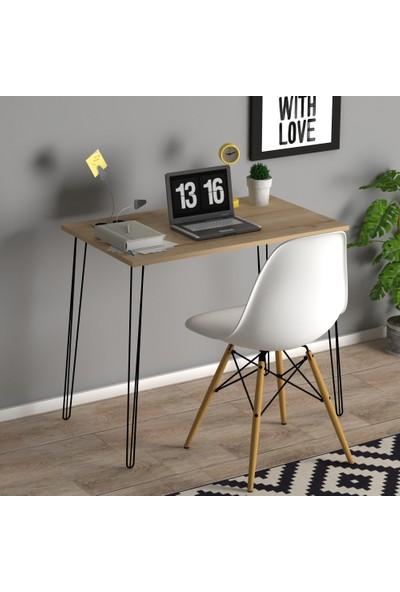 Monte Sehpa Fiona Çalışma Masası- Meşe