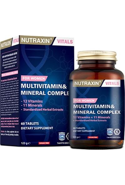 Nutraxin Multivitamin Kadın