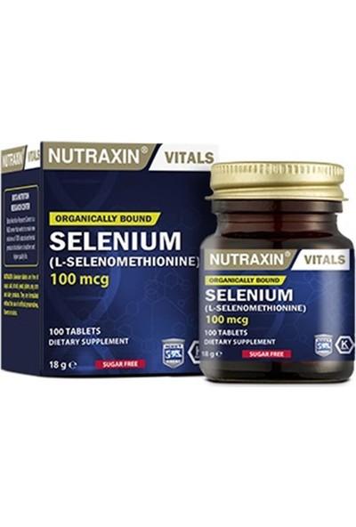 Nutraxin Selenium 100 Mcg T100 Tablet