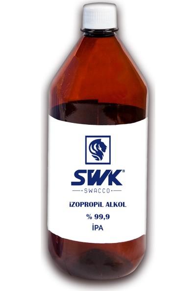 Swk Kimya İZOPROPİL ALKOL(İPA) Temizlik Solventi 1 LT %99,9 Saf