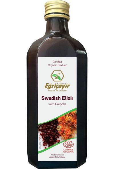 Eğriçayır Organik Alkollü İsveç İksiri 250ml