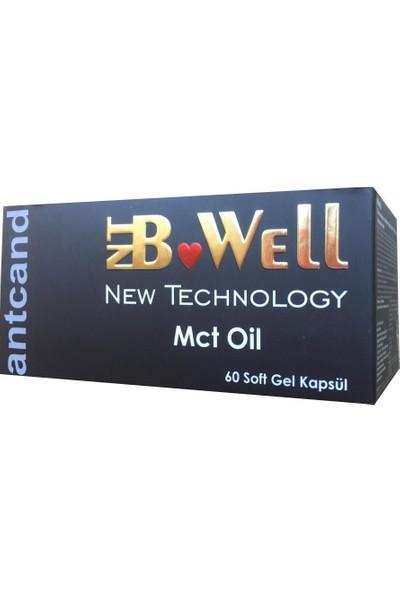 NTB Well MCT Oil 60 Soft Gel Kapsül