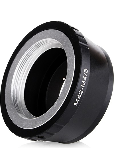 Ayex Panasonic Micro 4/3 (M4/3) Uyumlu M42 Lens Adaptörü