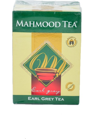 Mahmood Tea Earl Grey Çay 500 gr