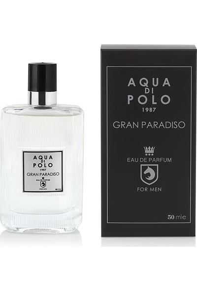 Aqua Di Polo 1987 EDP Gran Paradiso 50 ml Erkek Parfüm PLMNPR